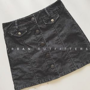 • Urban Outfitters BDG denim skirt